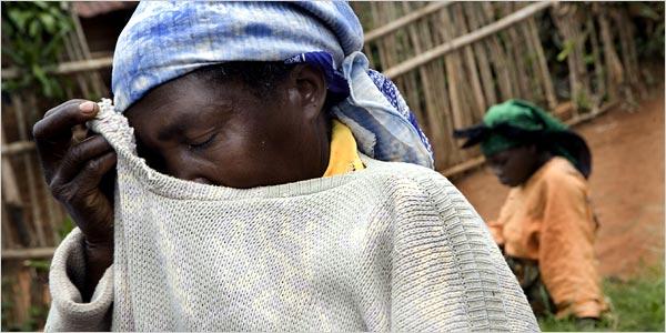 Congo rape