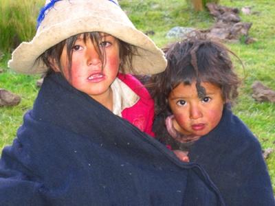 Peruvian-poor-kids
